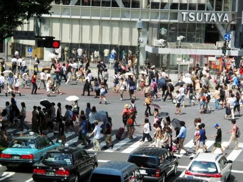『世界人口が多い都市ランキング』で東京がブッチギリの第1位を獲得