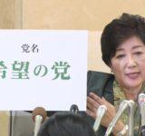 中韓メディアが警戒、小池氏は「安倍首相より右寄り」 日本政治の右傾化懸念する声続出