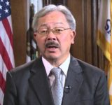 【Kの法則?】韓国従軍慰安婦像受け入れで大阪市と関係悪化の渦中、米サンフランシスコのリー市長死去